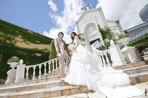 ご結婚式のご報告をいただきました♪