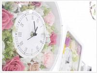 選べる花材は関西最大級ナチュラルからかわいいまで自由自在